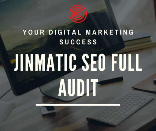 JinMatic SEO Full Audit